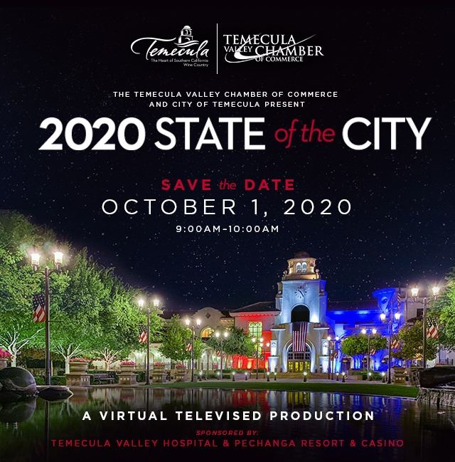 Temecula State of the City 2020