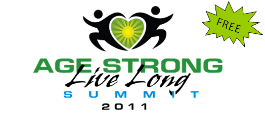 Age Strong, Live Long Summit 2011 Logo