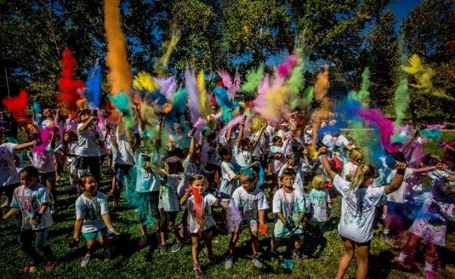 F.I.T. Fun Color Run