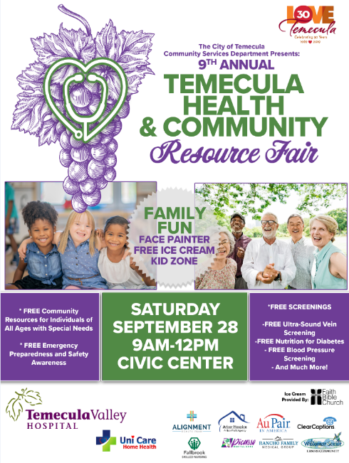 Health and Community Resource Fair