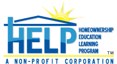 Homeowner Foreclosure Prevention and Education (HELP) Logo