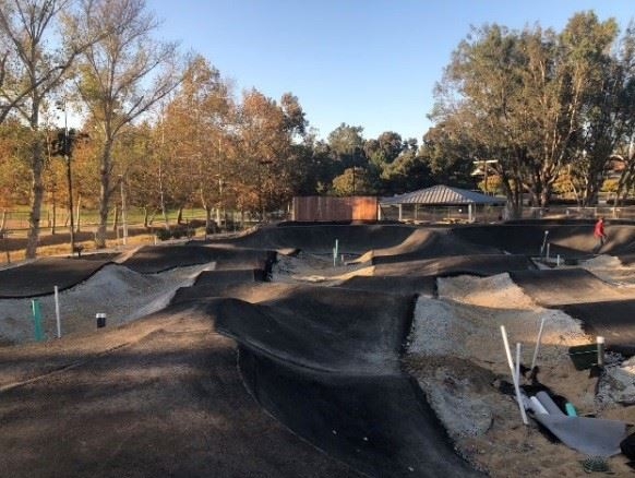 Nov 14 2019 Pump Track Ribbon Cutting