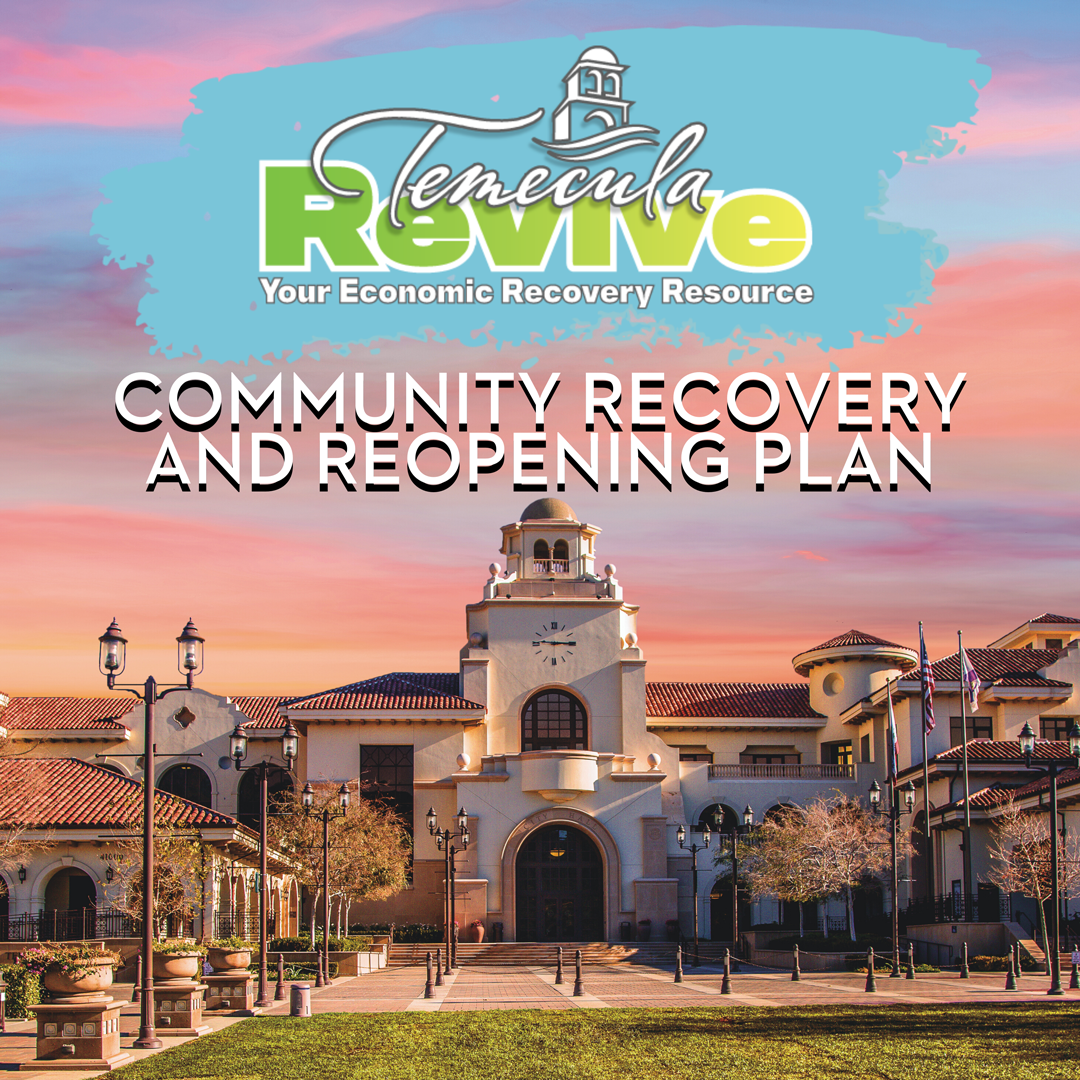 Community Recovery and Reopening Plan