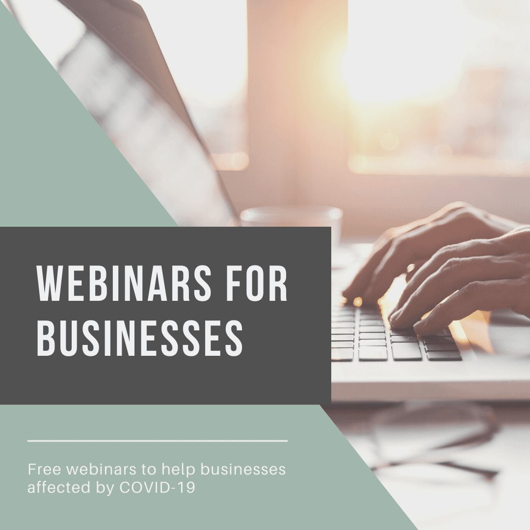 free webinars available to small businesses