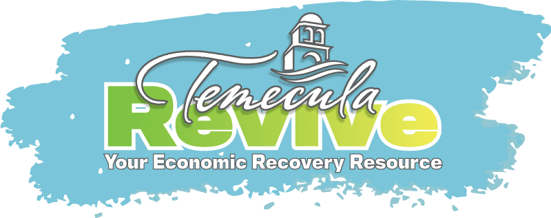 Temecula Revive Your Economic Recovery Resource Logo